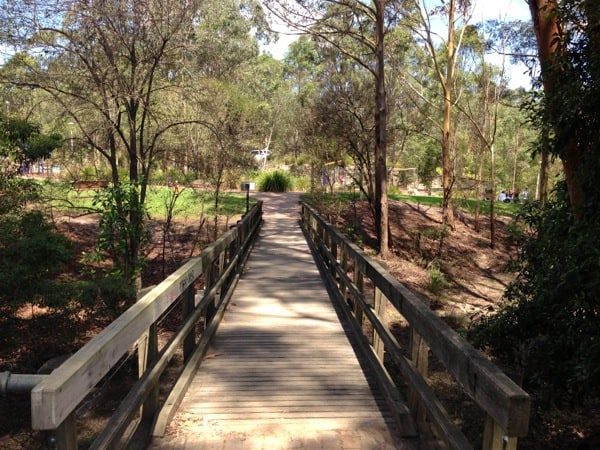 bicentennial park west pymble