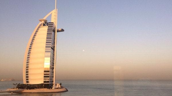 20131218 Jumeirah Beach Hotel Burj Al Arab