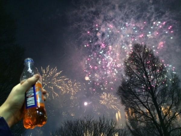new year resolutions 2014 edinburgh