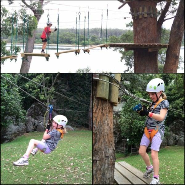 Trees Adventure Nowra 3