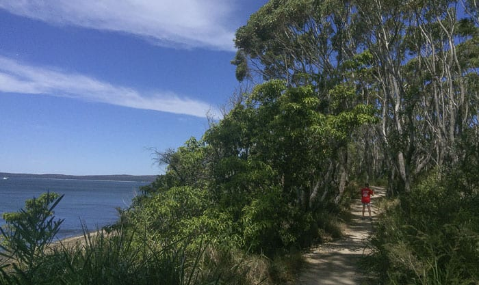 White Sands Walk at Jervis Bay
