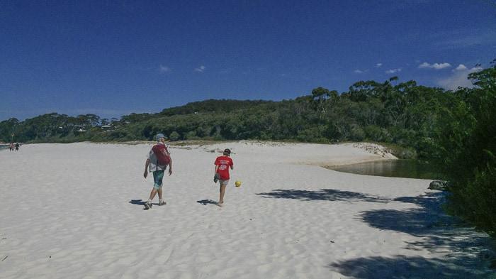 white sands walk chinamans