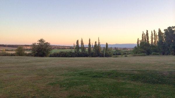 Qamby Estate dusk
