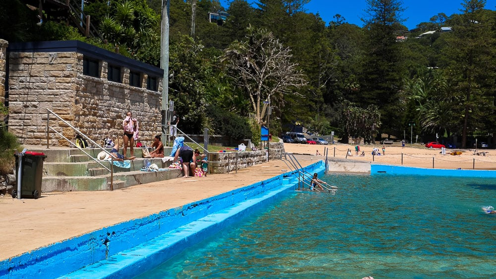 Palm beach on sydney s northern beaches sydney best - Palm beach pool ...
