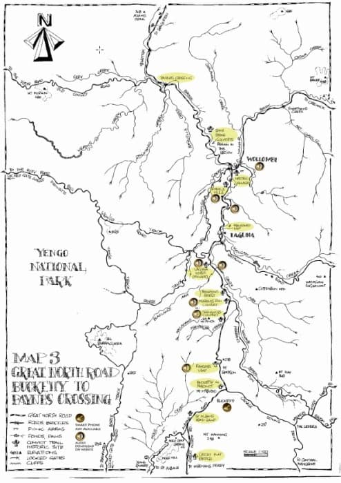 road trip sydney to hunter valley via wollombi
