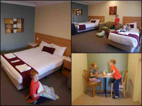 Ibis Styles Orange room