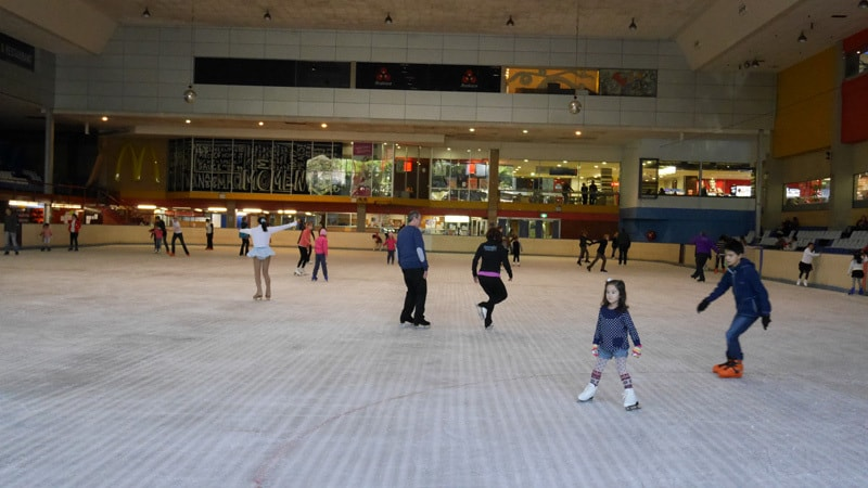 Macquarie Centre_Ice skating_0029