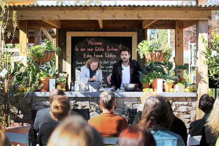 Eden Gardens, Edible Garden launch. June 17th, 2014. Photo by Brianne Makin
