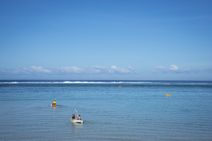 Outrigger Fiji watersports