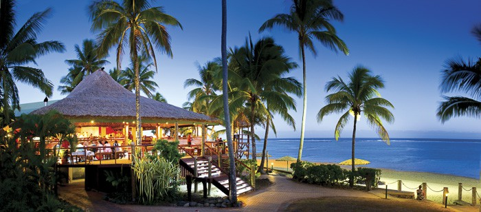 Outrigger on the Lagoon Fiji Sundowner Restaurant