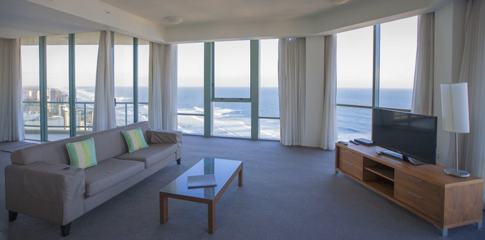 Mantra sun city view apartment