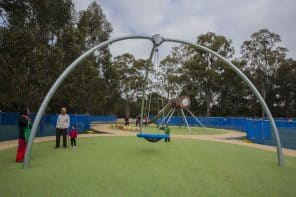 Parramatta Park Playgrounds