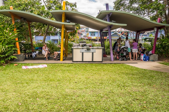 Muddys Playground Cairns Esplanade