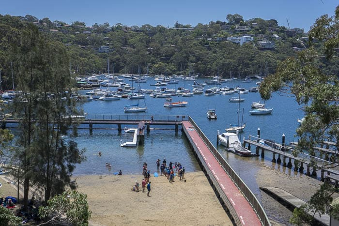 best beaches sydney northbridge baths
