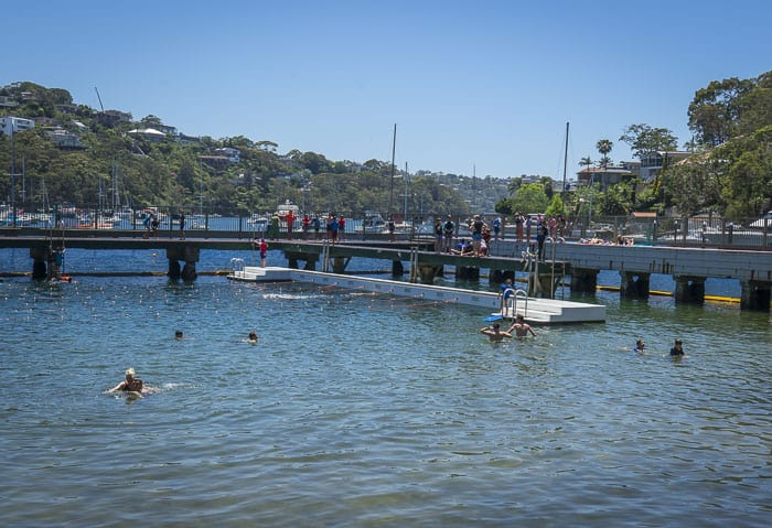 Northbridge Baths Sydney North Shore swimming