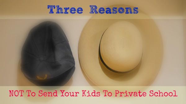 Private school hats