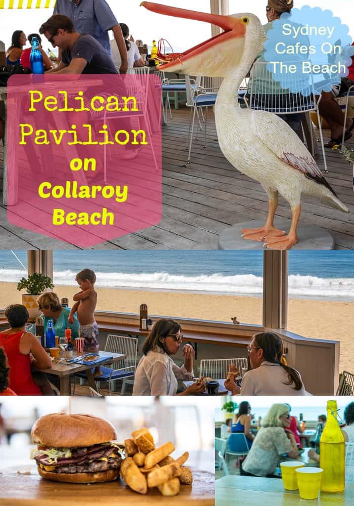 Pelican Pavilion Cafe Collaroy