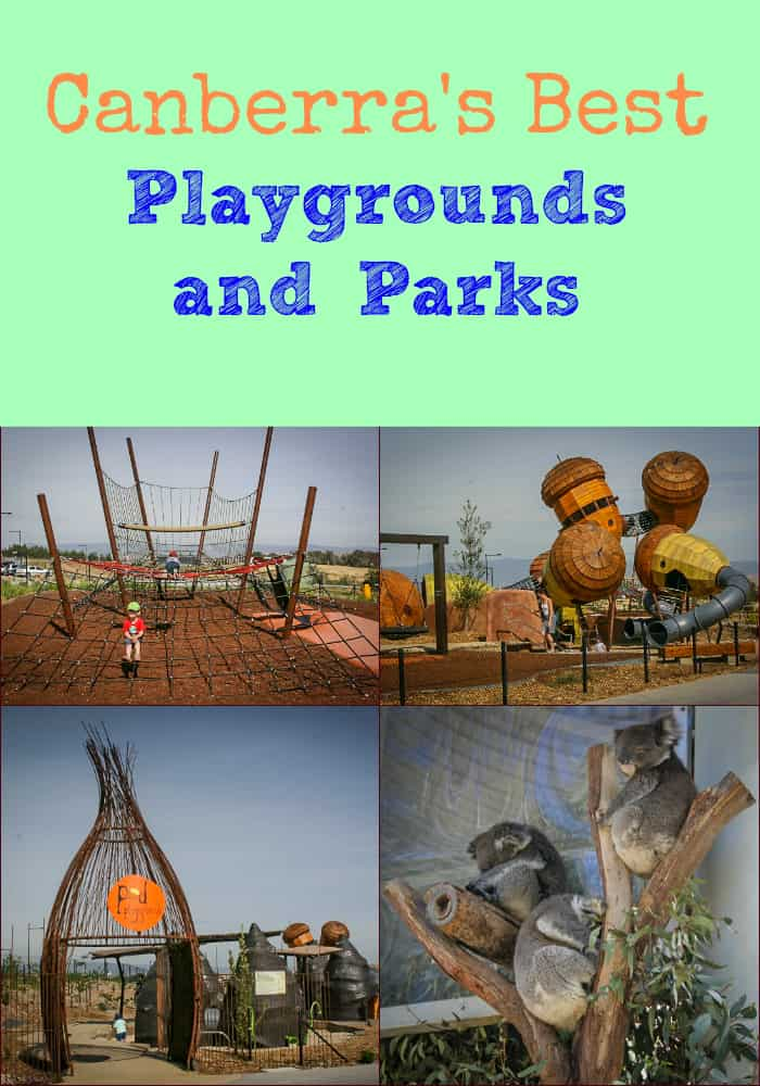 best playground canberra