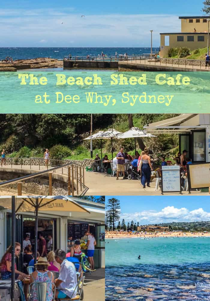 beach shed cafe dee why sydney