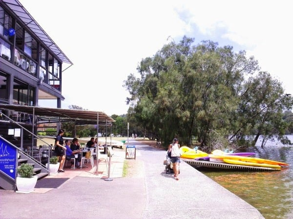 Boathouse cafe and Bar Narrabeen 6