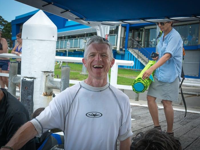Jervis bay snorkel trip family-4