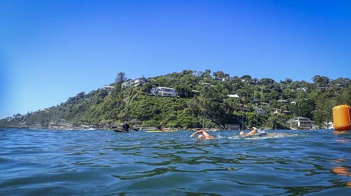 Macquarie Big Swim Palm to Whale Beach 2015