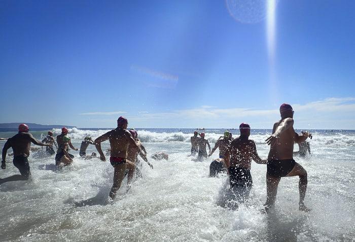 Macquarie Big Swim 2015 Palm Beach