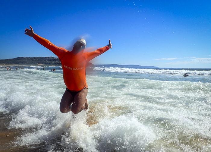 Macquarie Big Swim Palm Beach 2015 Can Too