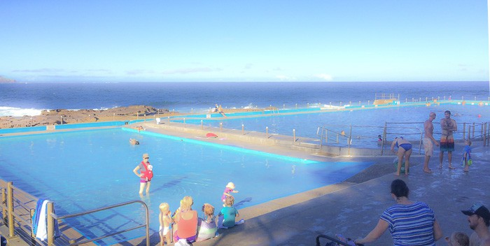 Dee why pool 700