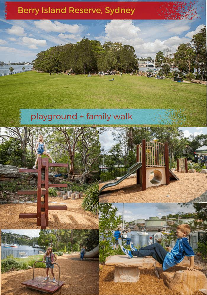 Berry Island Reserve Playground