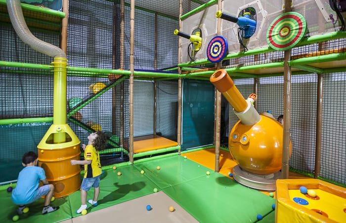 Jungle Buddies play centre five dock_3