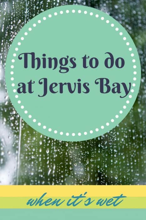 Jervis Bay what to do