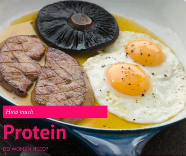 how much protein do women need- (1) copy