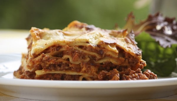 lasagna recipe dinner ladies