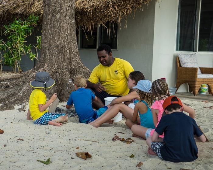Castaway Island Fiji Kids Club-5