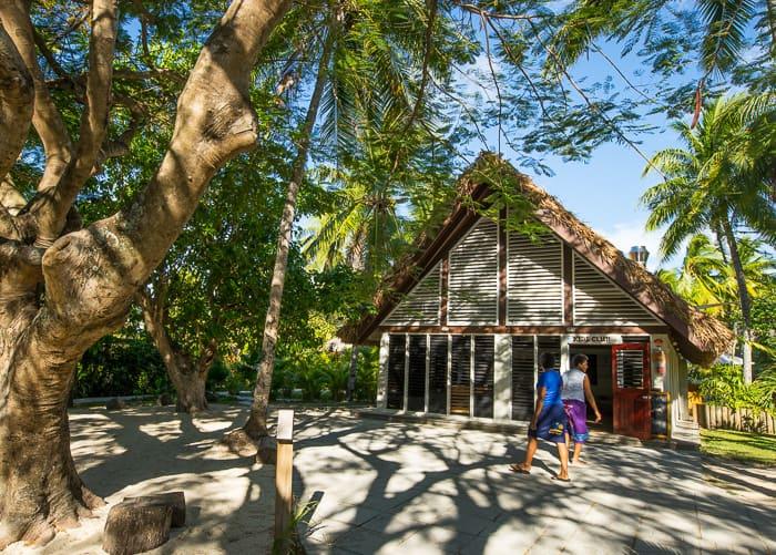 Castaway Island Fiji Kids Club