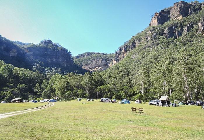 Newnes Campground_2