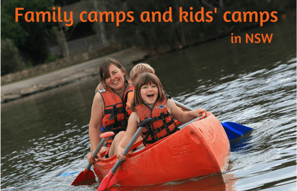 Sport and Recreation family camps kids camps