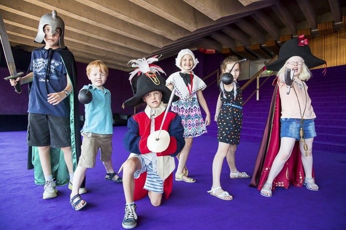 Family tours Sydney Opera House