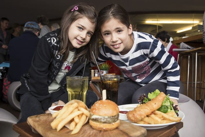 Kids at the House - Junior Lunch
