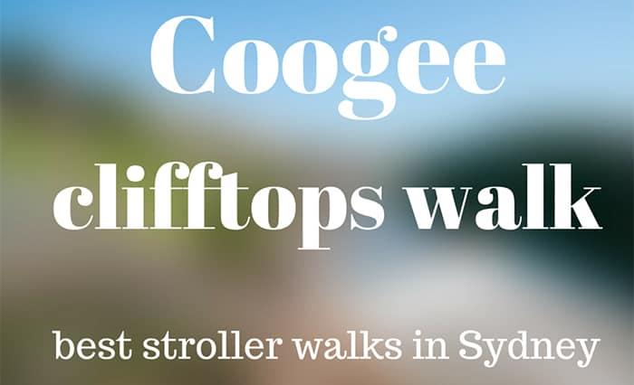 Coogee Clifftops Walk
