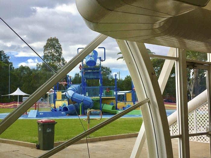 Fairfield Leisure Centre Aqua Play