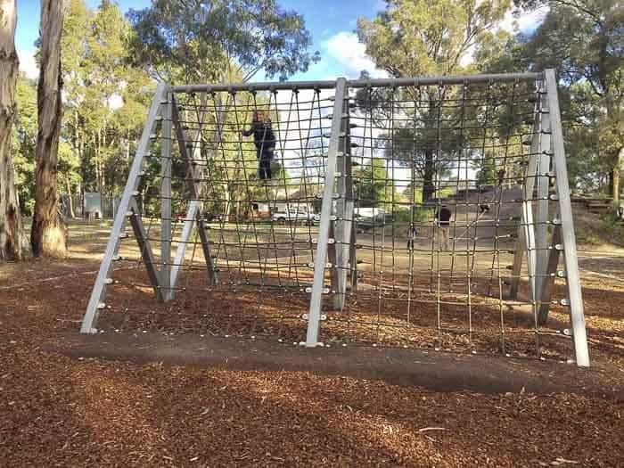 Fairfield Adventure Park primary school kids