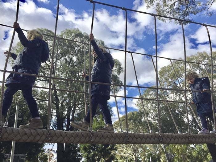 Fairfield adventure park primary aged children