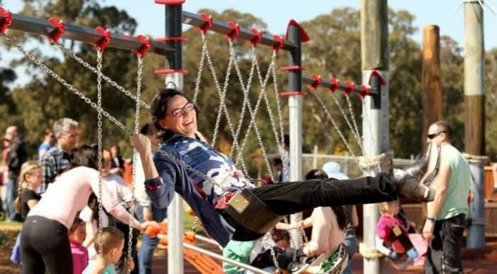 Endeavour Park Kings Langley Image Credit Blacktown Council