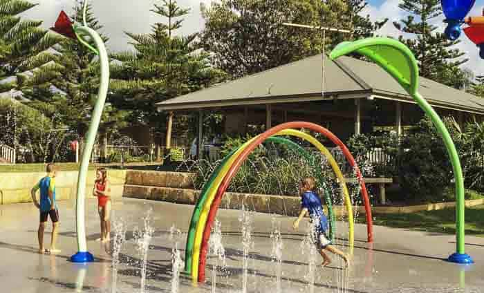 Camping Narrabeen lakeside holiday park