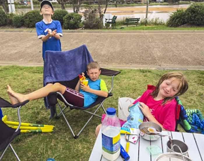 Camping Narrabeen lakeside holiday park_1