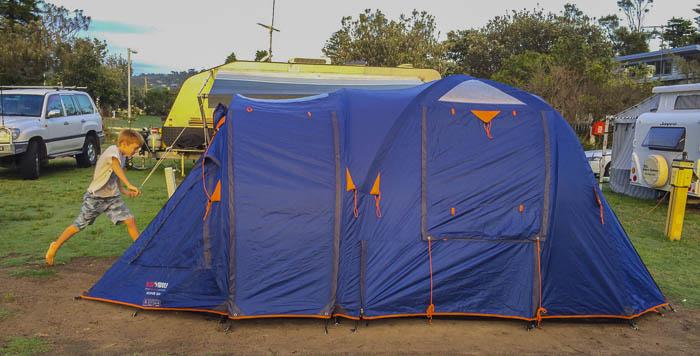 Camping Narrabeen lakeside holiday park_6