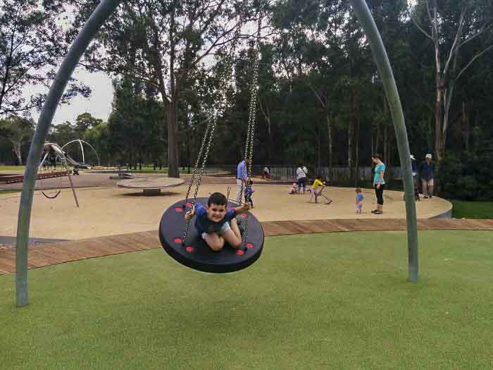 Domain Creek Playground