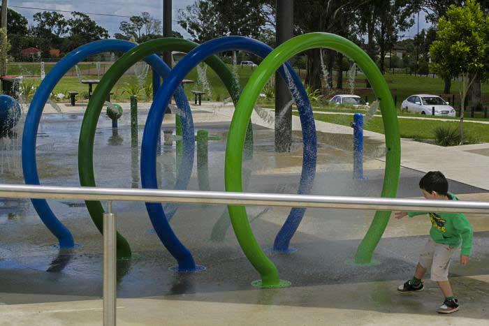 Francis Park playground